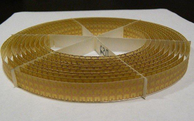 Metamateriale che compone il mantello dell'invisibilità