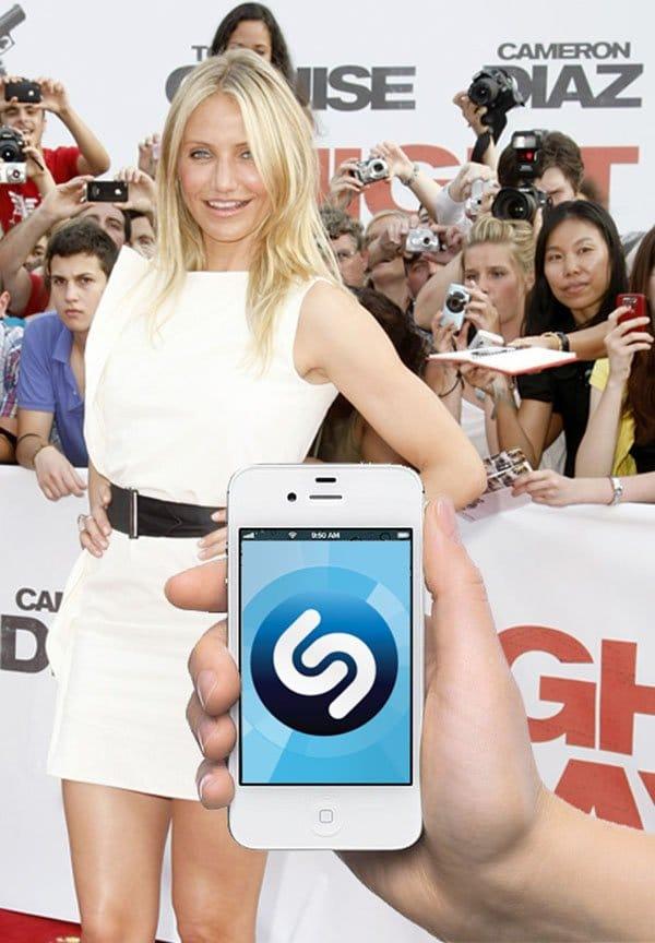 Shazam app riconosce le griffe di moda