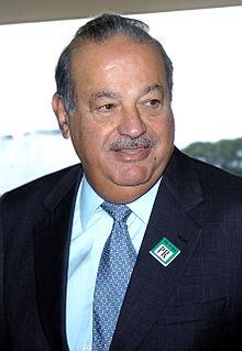 l'uomo più ricco dele mondo Carlos Slim Helú