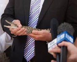 Ecco il coccodrillo del Royal Baby