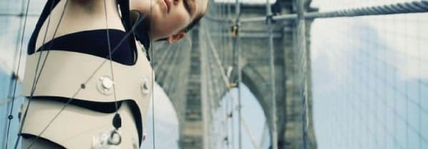 Di Mainstone sul ponte di Brooklyn