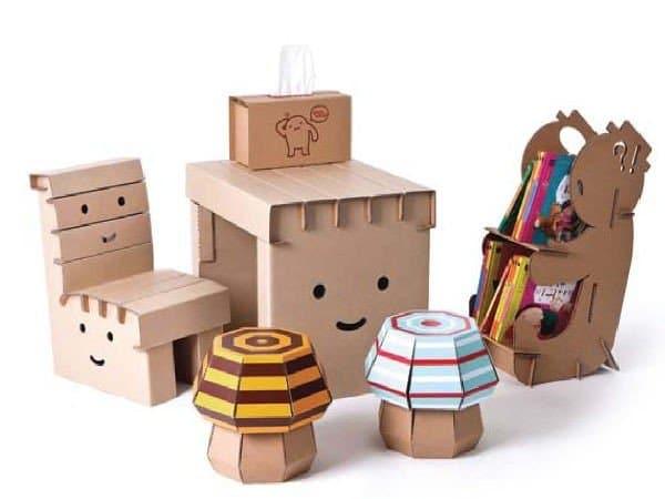 Mobili strani e curiosi idee design per la casa - Oggetti per la casa strani ...
