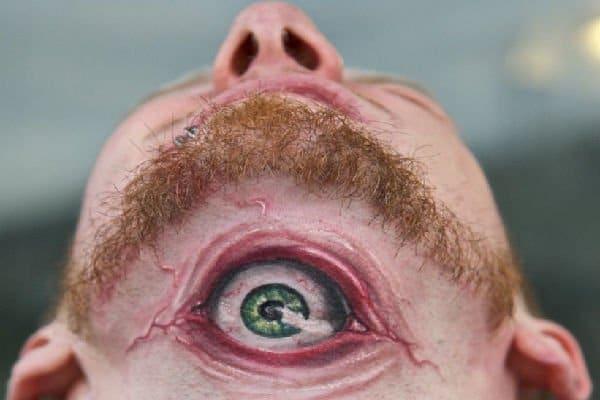 Tatuaggio con occhio