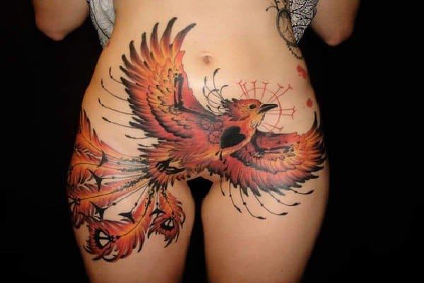 Tatuaggi strani curiosi