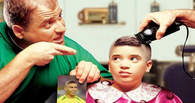 Strani tagli di capelli da uomo