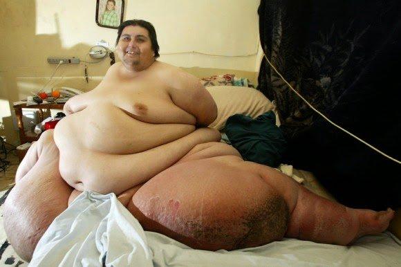 Persone grasse :ecco le foto e i più curiosi